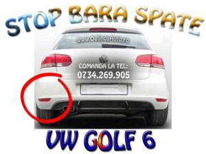Reflectorizant bara spate VW Golf 6 VI