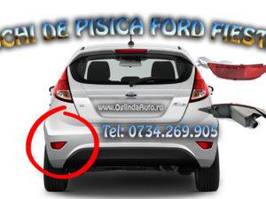 Lampa bara spate Ford Fiesta