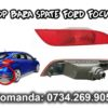 Stop bara spate sau ochi de pisica dreapta partea pasagerului pentru Ford Focus Mk3 III Facelift an fabricatie 2014, 2015, 2016 si 2017.