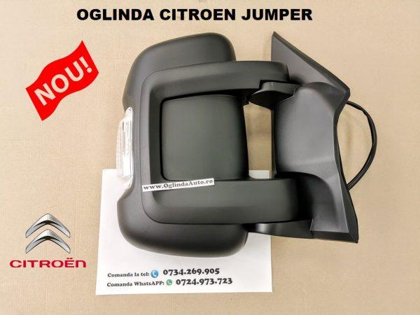 Oglinzi Citroen Jumper cu semnal