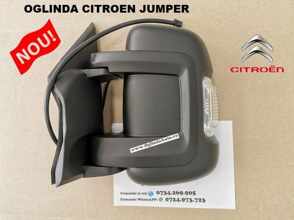 Oglinda completa cu semnal Citroen Jumper