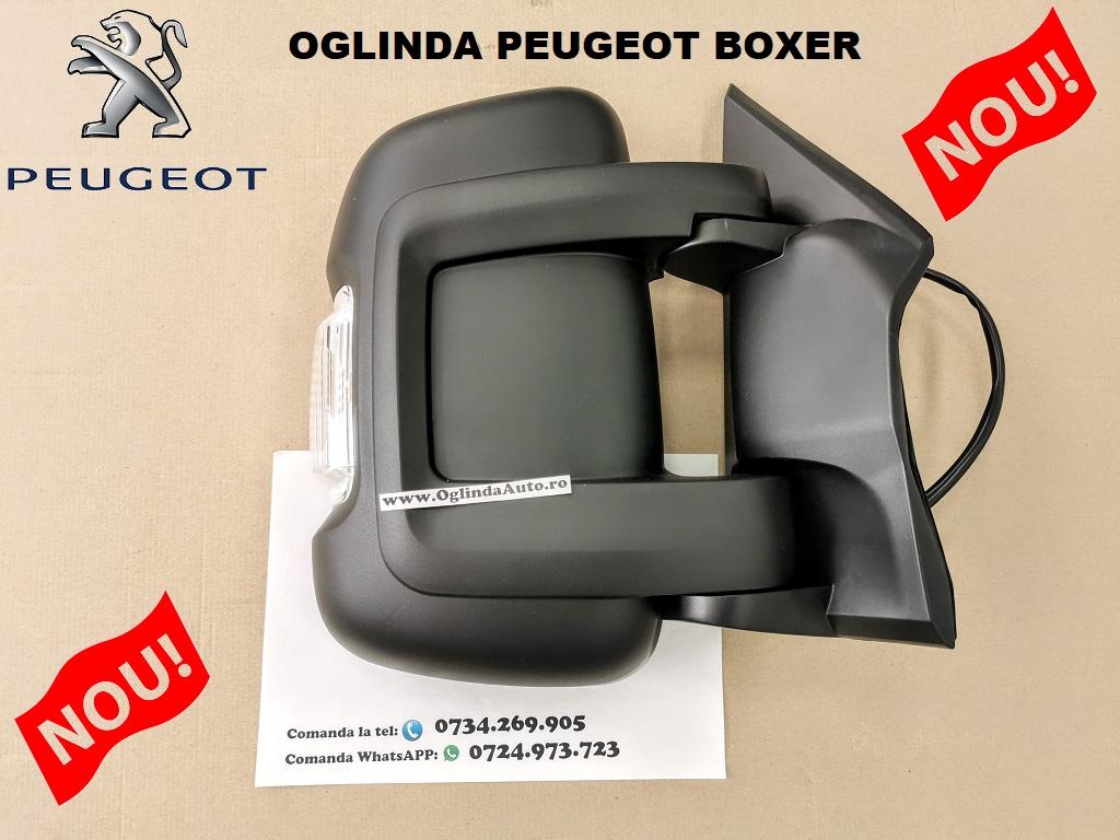 Oglinda Peugeot Boxer Completa