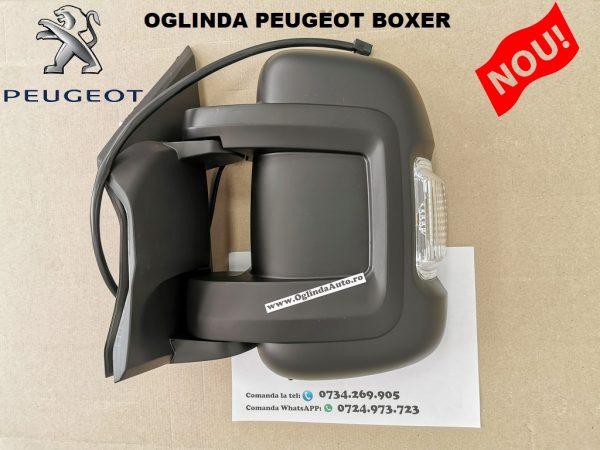 Oglinda Peugot Boxer completa