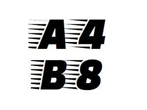 Oglinzi si componente oglinda Audi A4 B8