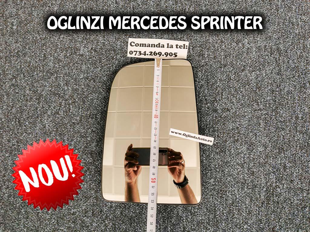 Oglinzi Mercedes-Benz Sprinter