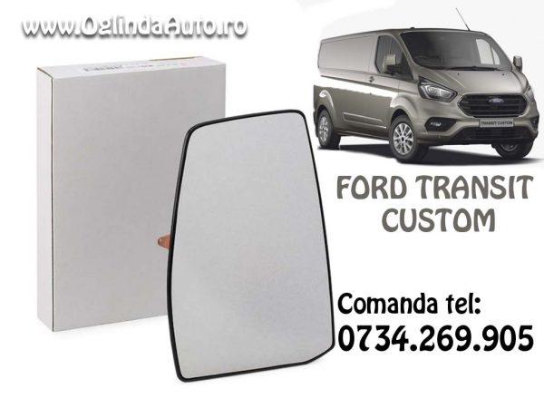 Oglinzi Ford Transit Custom cu incalzire