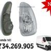 Stop oglinda Opel Movano B