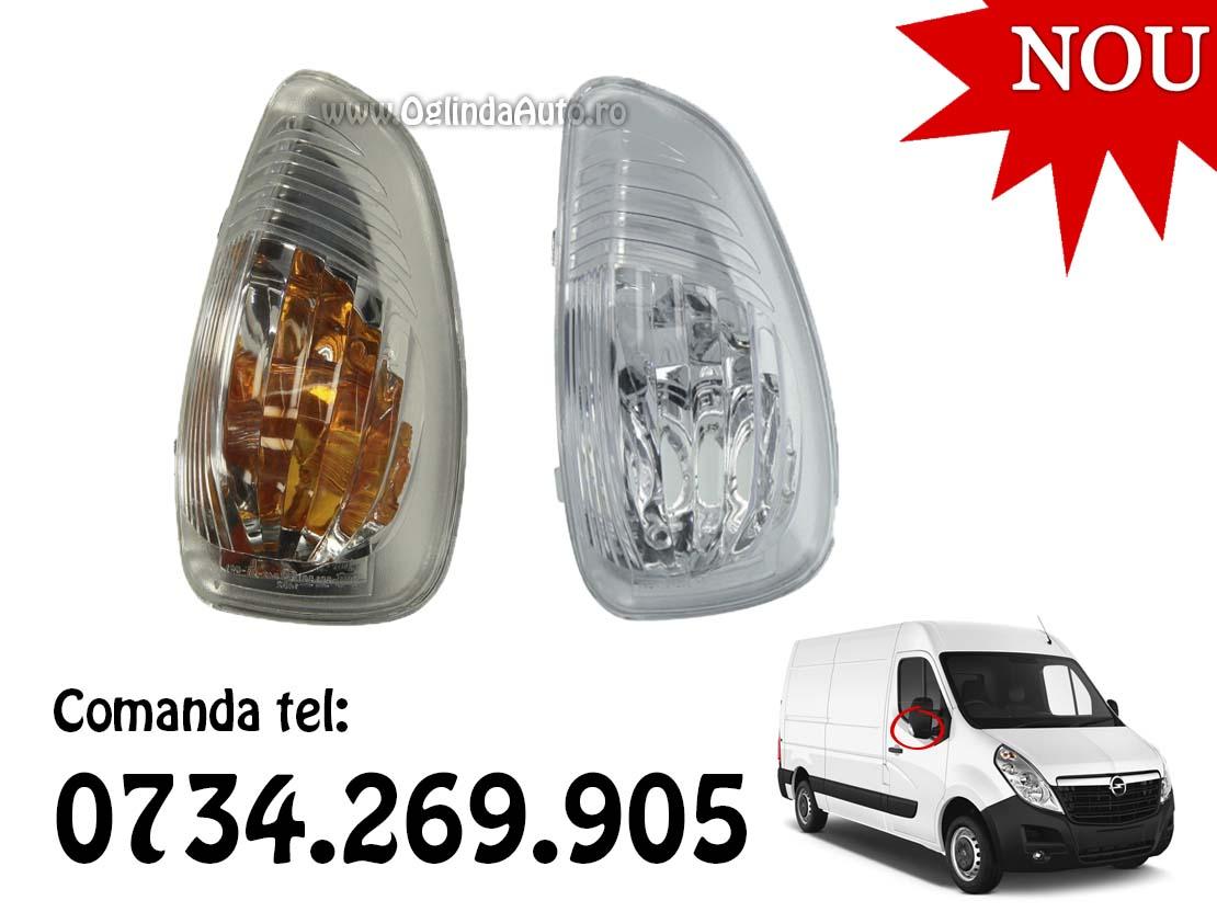 Lampa oglinda Opel Movano B