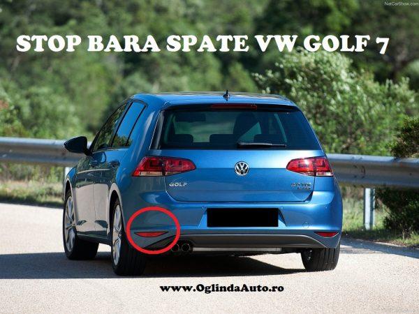 Catadioptru VW Golf 7