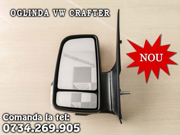 Oglinda Volkswagen Crafter neagra