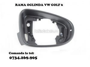 Acoperire geam oglinda VW Golf VI