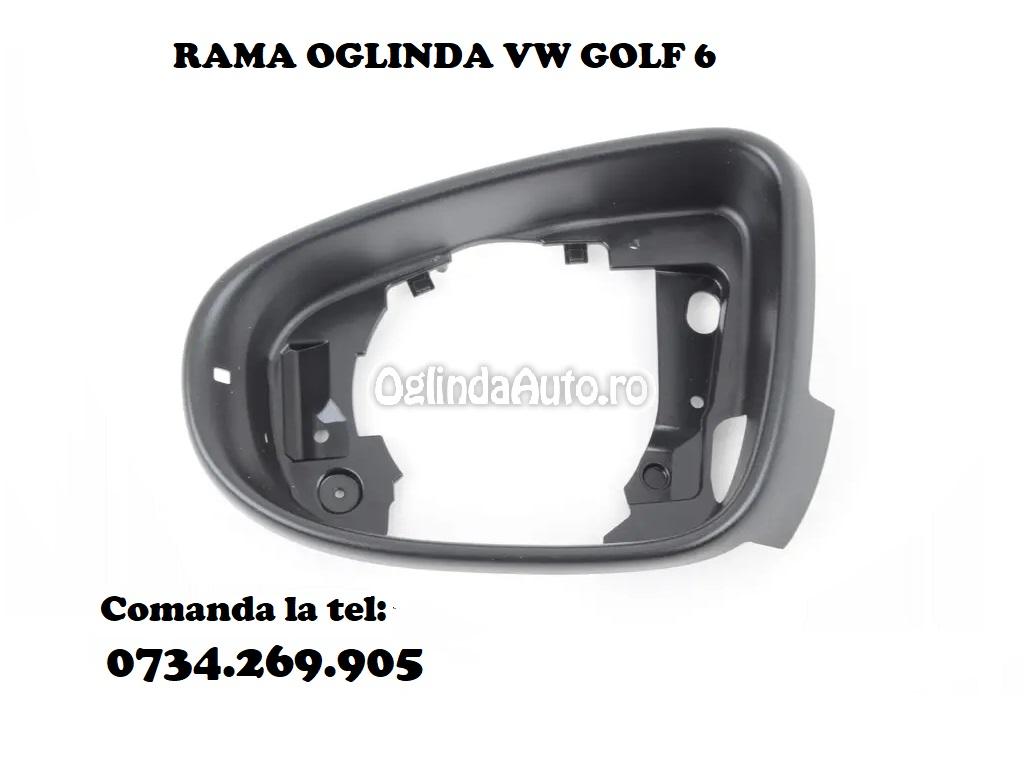 Acoperire geam oglinda VW Golf 6