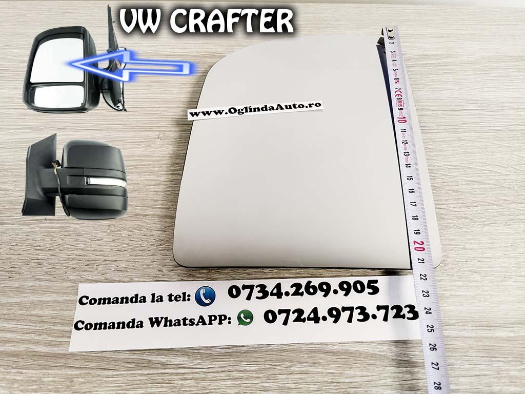 Oglinzi Volkswagen Crafter ultimul model