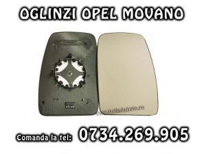 Oglinzi Opel Movano si Renault Master