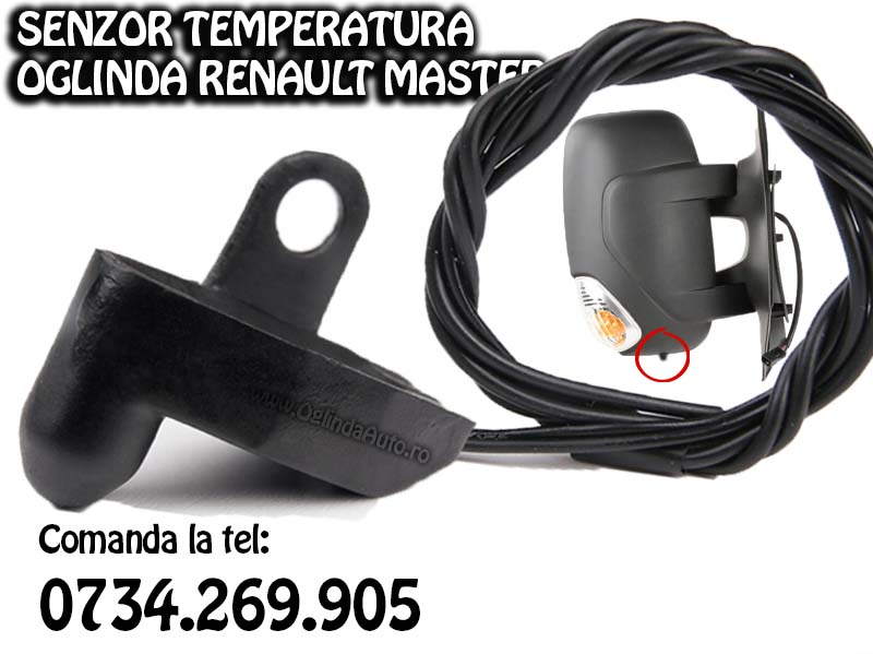 Termometru vreme exterioara Renault Master