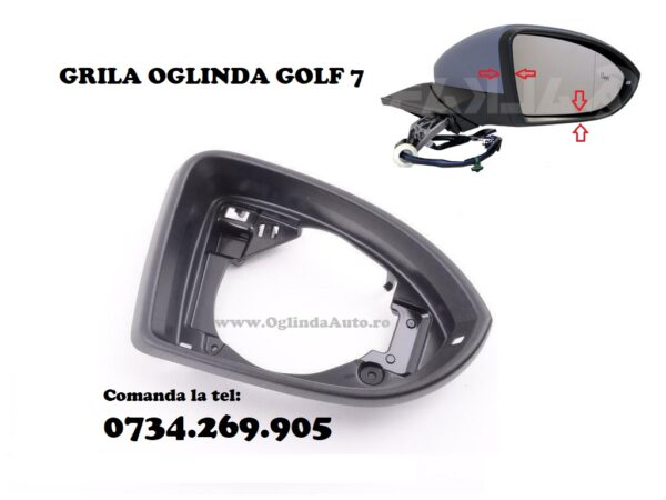 Carcasa oglinda Volkswagen Golf 7